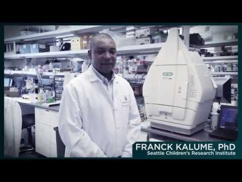 Seattle Children's Research Institute's Faces of Research – Meet Dr. Franck Kalume