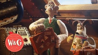 Visit England with Wallace and Gromit