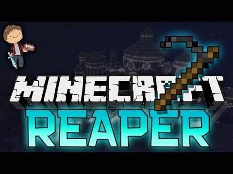 JIM REAPER! Minecraft: Mystery of the Pumpkin Castle Part 1 of 3!