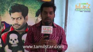 Nithin Sathya At Pandiyoda Galatta Thangala Movie Team Interview