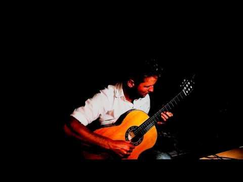 Yann Tiersen - Comptine d'un autre été ( Amélie OST ) on guitar by Rick Lammers
