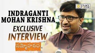 Indraganti Mohan Krishna Exclusive Interview | Sammohanam | Sudheer Babu, Aditi Rao