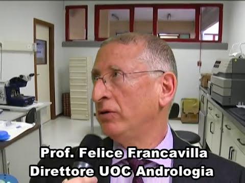 Andrologia: riconoscimento europeo per il Centro dell'Aquila