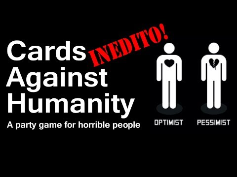 Giochi da Tavolo - EP10 Cards Against Humanity (INEDITO in Italia)