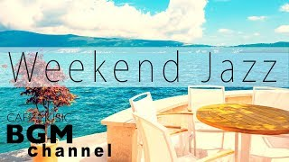 Deluxe Weekend Jazz - Relaxing Jazz Hip Hop Instrumental Cafe Music for Summer Mood
