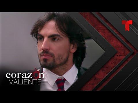 Si quieren ver más entren a http://www.telemundo.com/videos/corazon_valiente Facebook: http://www.facebook.com/?sk=welcome#!/CorazonValienteTV Twitter: https...