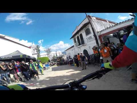 Antoine Bizet - Best tricks Downhill Taxco 2014