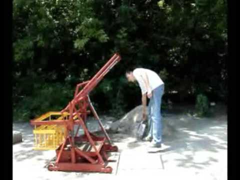 Какое требуется оборудование для производства газобетона? Вибростанок для произво