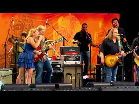 Derek Trucks&Susan Tedeschi Band with Warren Haynes - Space Captain