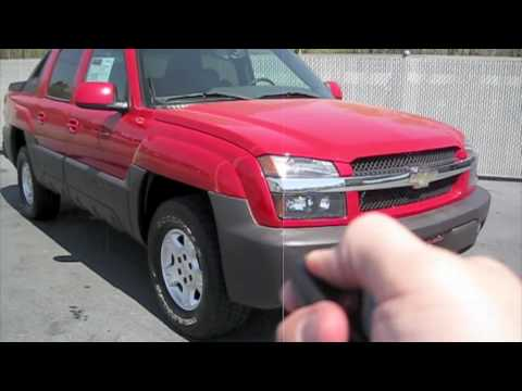 2003 Chevrolet Avalanche Start Up, Exhaust, and In Depth Tour Video