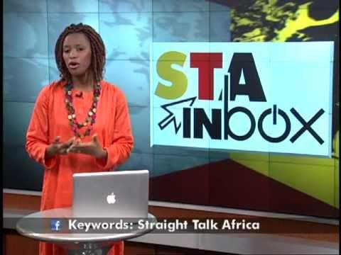 Straight Talk Africa's VOA Social Media Reporter
