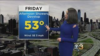 Kate's Thursday Night Forecast