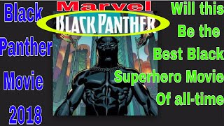 Stream It or Theater Beam It| Black Panther Trailer | Will it be the best Black Superhero movie