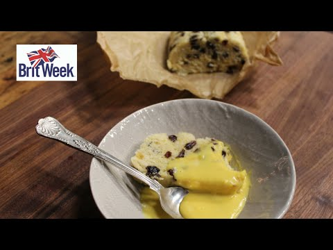 How to make a Spotted Dick
