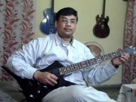 Ye Sham Mastani On Guitar video