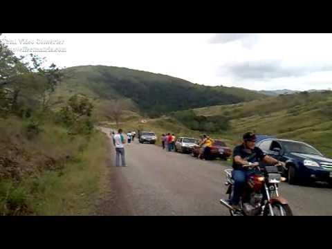 mtb: reto vallecito cojedes 2010 2da parte