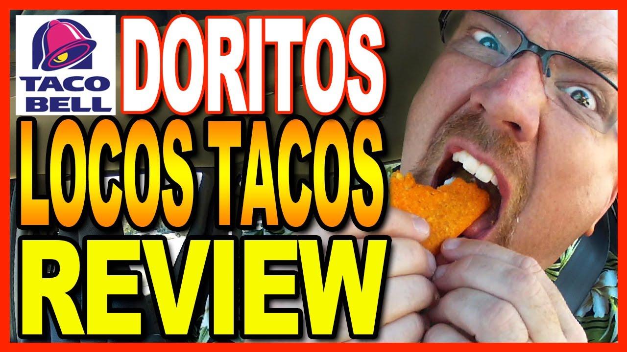Combos de Taco Bell Taco Bell Doritos Locos Taco