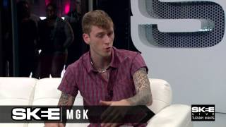 MGK Discusses His Upbringing on SKEE Live!