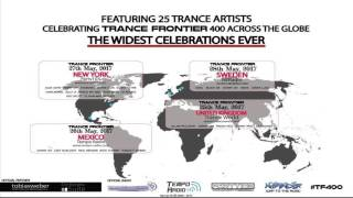 DJ Phalanx Guest Mix for Danny Oh´s Trance Frontier EP. 400