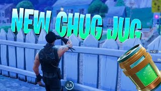FORTNITE NEW CHUG JUG UPDATE THOUGHTS / REVIEW