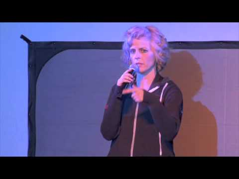 Maria Bamford at Uptown Showdown - The Eighties vs The Nineties