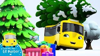 Go Buster - Buster's First Snowy Christmas | BRAND NEW SERIES | Kids Cartoon | Little Baby Bum