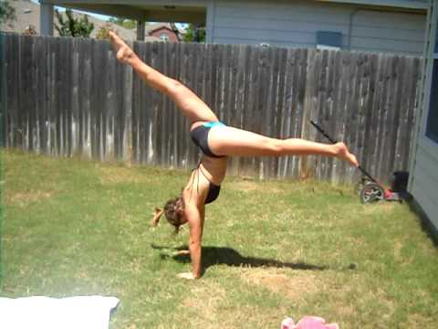 Front Back Walkover Front Walkover Roundoff Back