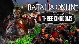 Total War: THREE KINGDOMS | Batalla Online con DONG ZHUO