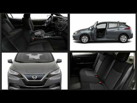 2019 Nissan LEAF Video