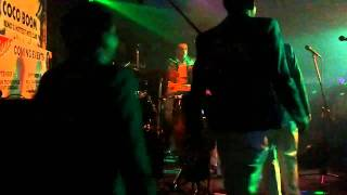 Banda La  Escamilla En El Cocoboom Night Club 09.10.2010 Part 1