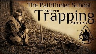 Coyote in a Foothold Trap Modern Trapping Series Part 51