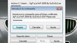 DeScArGaR e InStALaR eL 3Gp pLaYeR 2009 bY GuEvEo3