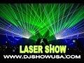 DJ SHOW MCALLEN ( laser show rgb - david guetta 2017 - dj services  ) MP3