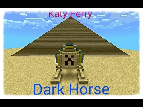 Katy Perry - Dark Horse ft. Juicy J Minecraft