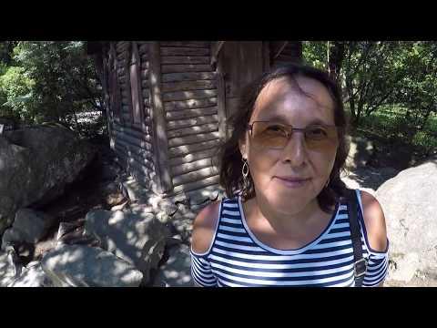 🔴🔴 Сибирячка ПОСТРОИЛА ДОМ в Воронцовском Парке.Крым 2018