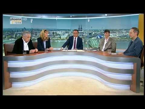 """""""Tröglitz und anderswo - Was tun gegen Fremdenfeindlichkeit?"""" - Presseclub vom 12.04.2015"""