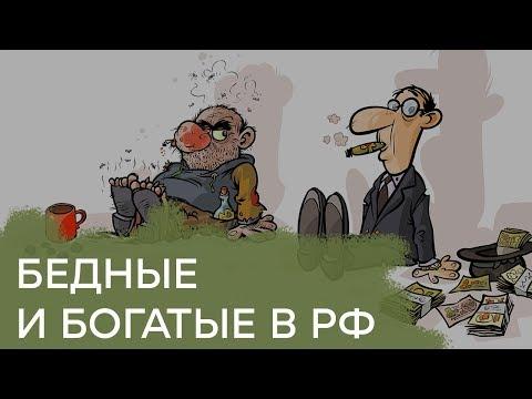 Роскошь и нищета в России: неравенство в цифрах - Гражданская оборона, 31.03