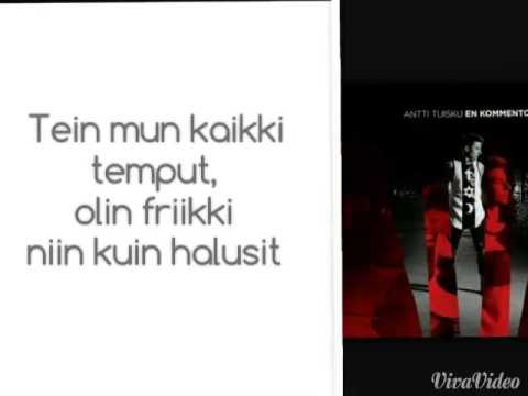 Antti Tuisku - Hiton Pelkuri