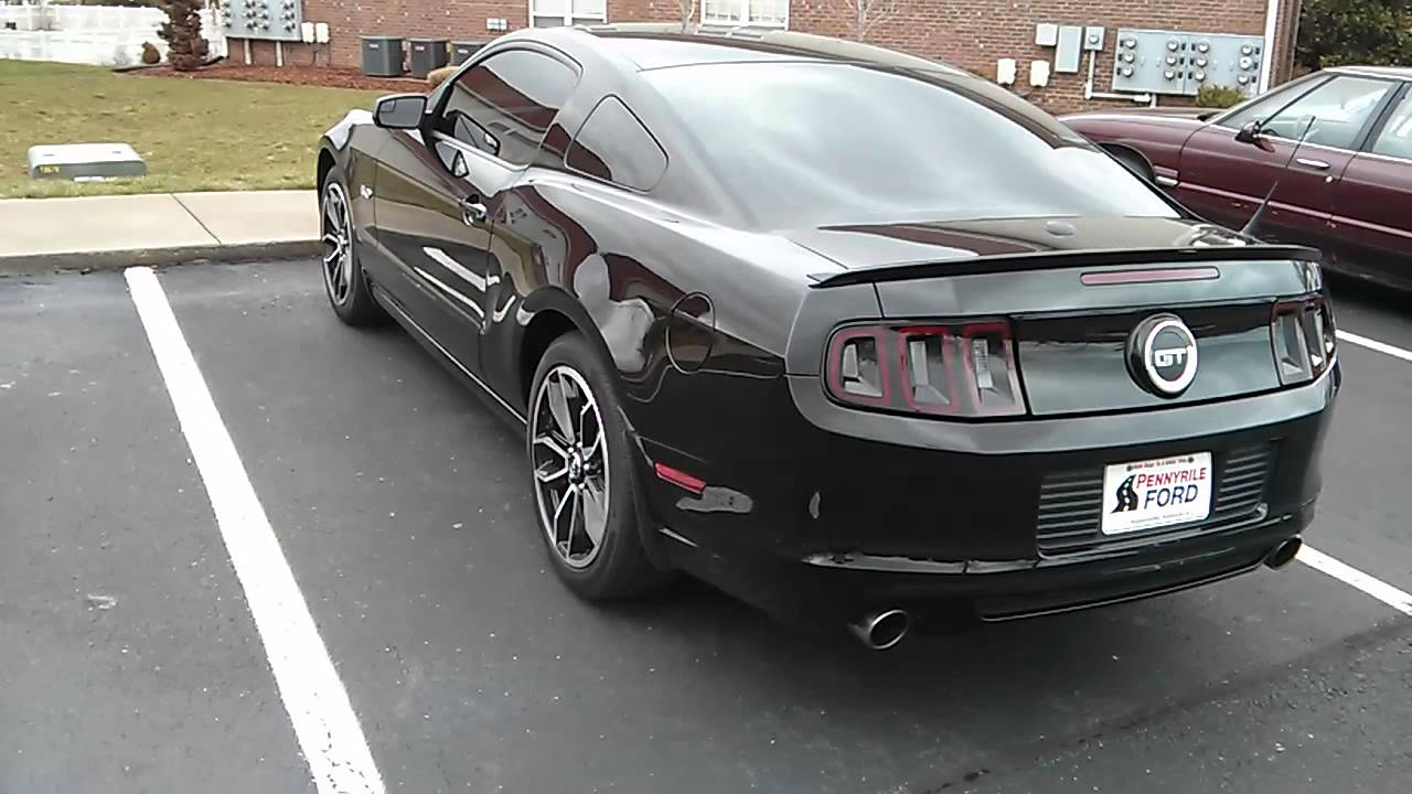 Ghost Cam Tune >> 2013 Mustang GT ghost cam - YouTube