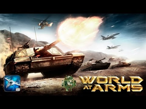 World at Arms - Android Games