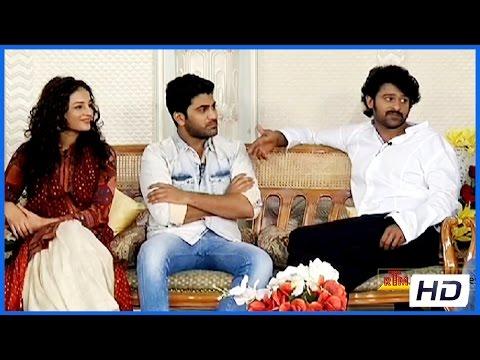 Bahubali Prabhas Special Interview ||  With Run Raja Run Movie Team -Sharwanand ,Seerat Kapoor(HD)