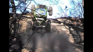 Hulk Buggy Airs it out at Randolph Orv Park