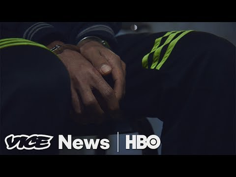Captured ISIS Fighters On Drugs On The Battlefield | Retaking Mosul: ISIS Prisoners (HBO)