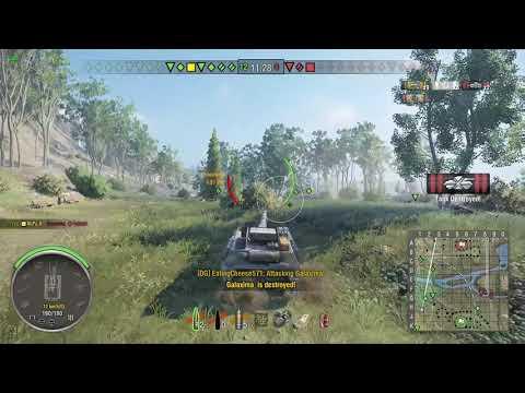 World of Tanks Xbox one Sturmpanzer II 3 Kills ( Mastered)