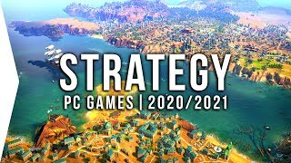 25 New Upcoming PC Strategy Games in 2020 & 2021 ► RTS, Turn-based, 4X & Real-time Tactics!
