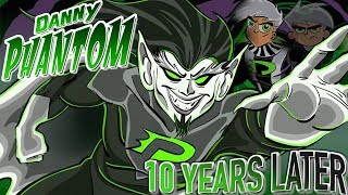 Danny Phantom 10 Years Later PART 3: GHOST ZONE EDITION! | Butch Hartman