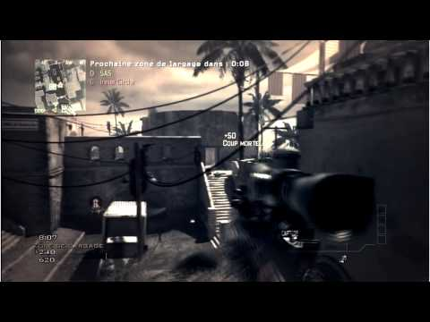 ► Call of duty : Modern Warfare 3 - Minitage