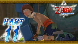 The Legend of Zelda: Skyward Sword - Part 11 - Preparation