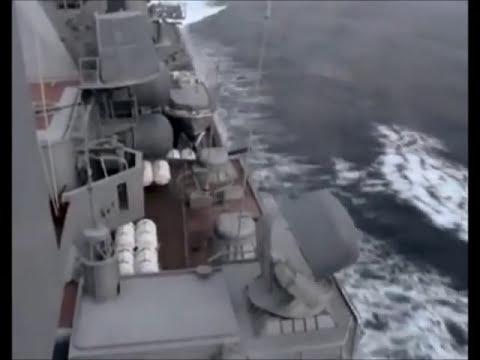 Misil de Crucero Ruso Moskva