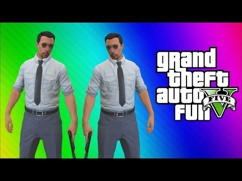GTA 5 Online Funny Moments Gameplay – Haunted Mirror, Propane Tank, Rolling Glitch, Bumper Choppers